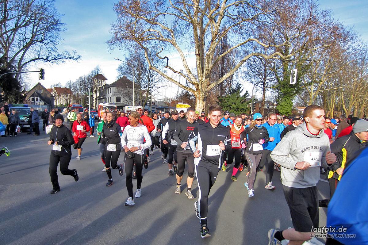 Silvesterlauf Werl Soest - Start 2013 - 253