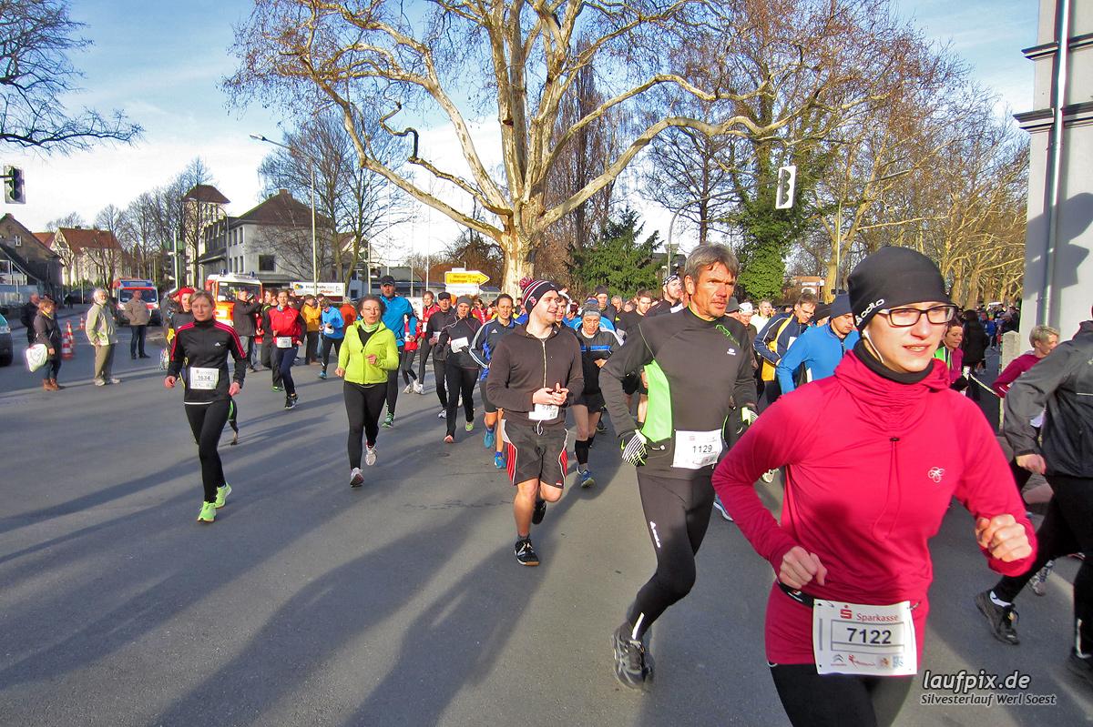 Silvesterlauf Werl Soest - Start 2013 - 463