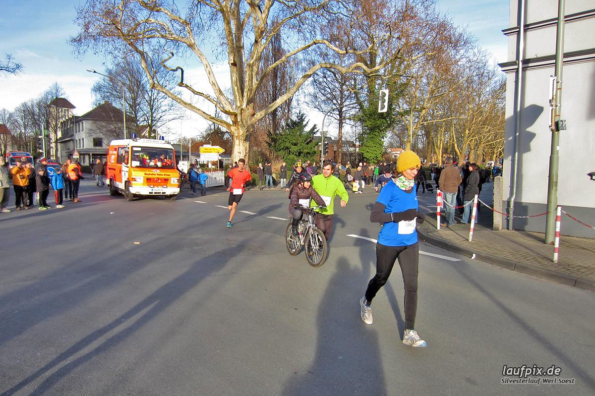 Silvesterlauf Werl Soest - Start 2013 - 507