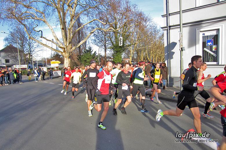 Silvesterlauf Werl Soest - Start 2013 - 7