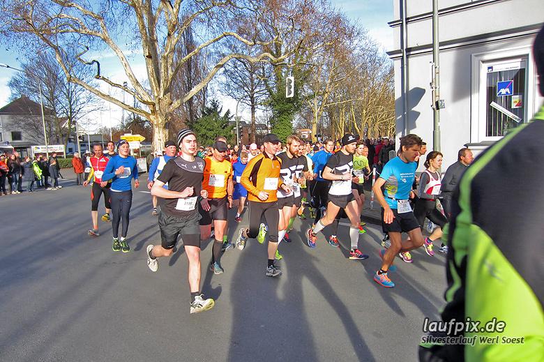 Silvesterlauf Werl Soest - Start 2013 - 21