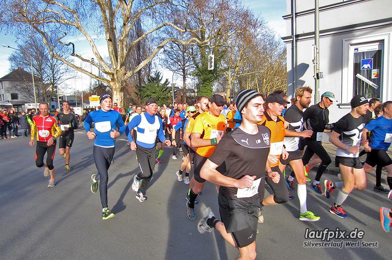 Silvesterlauf Werl Soest - Start 2013 - 22