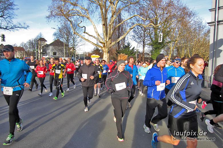 Silvesterlauf Werl Soest - Start 2013 - 468
