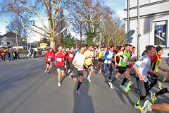Silvesterlauf Werl Soest - Start 2013 - 9