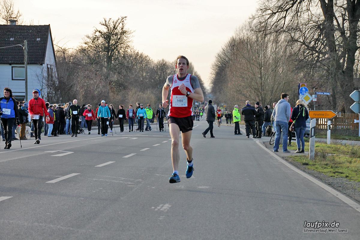 Silvesterlauf Werl Soest - Strecke 2013 Foto (47)