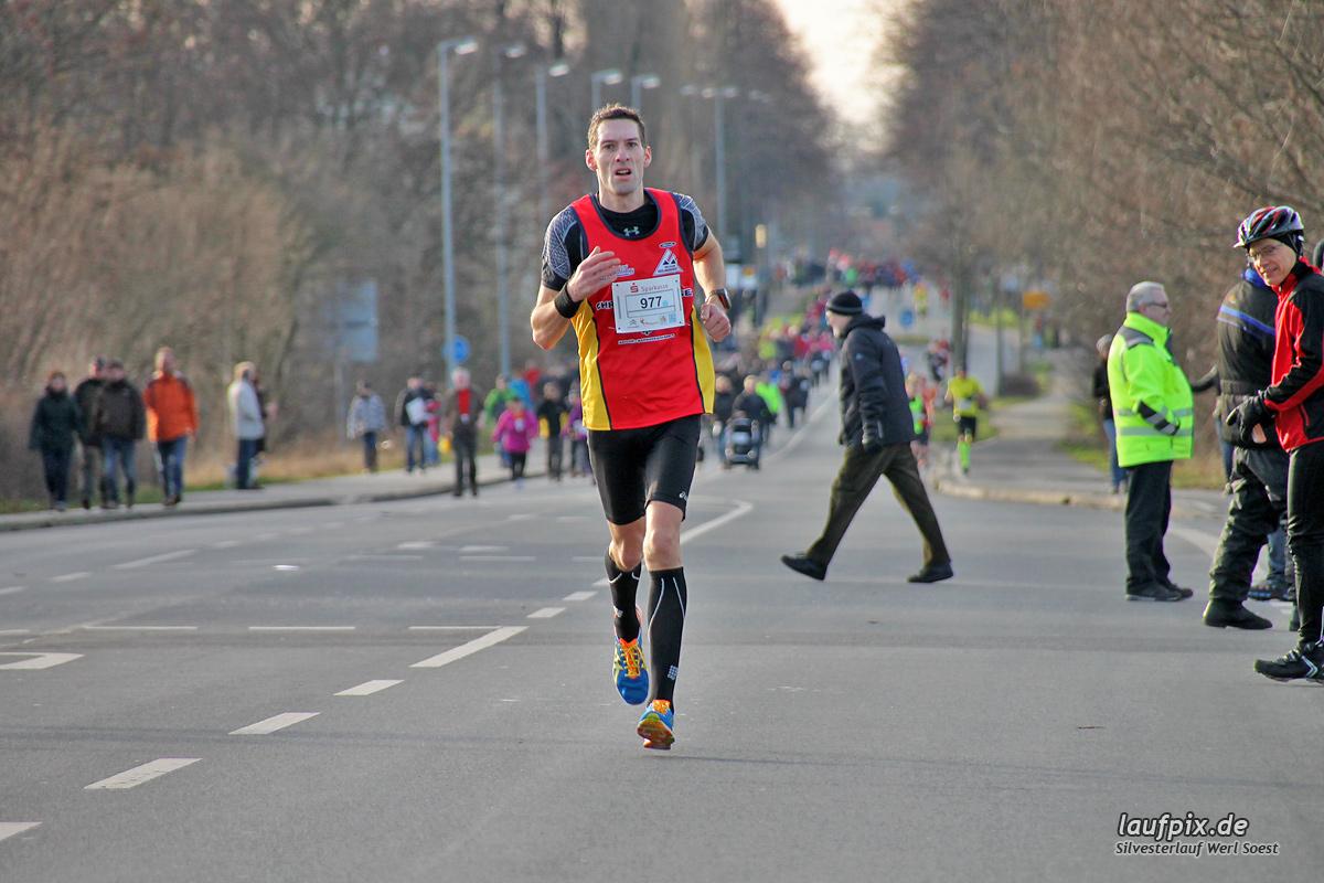 Silvesterlauf Werl Soest - Strecke 2013 - 49