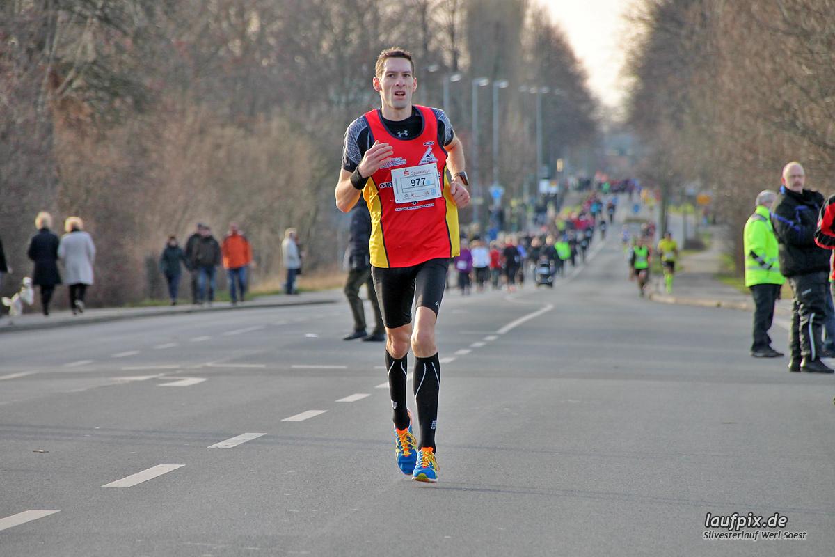 Silvesterlauf Werl Soest - Strecke 2013 - 50