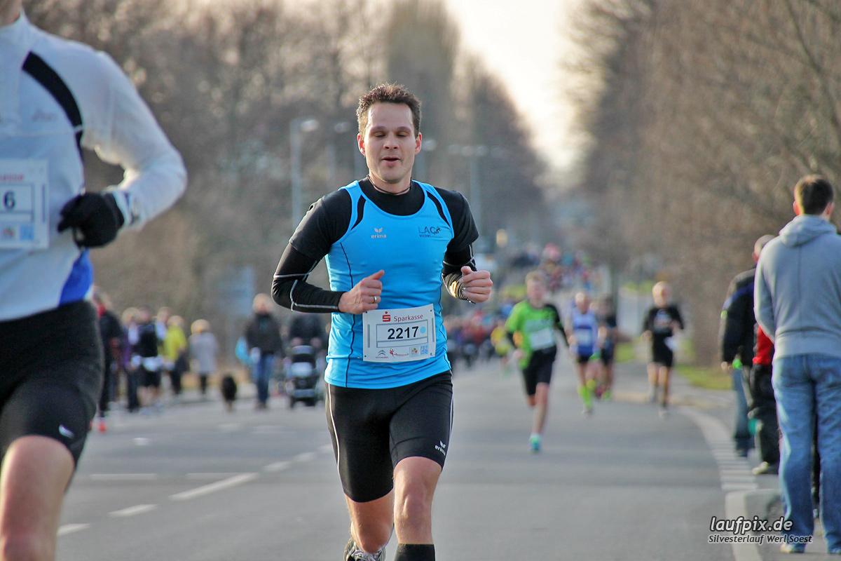 Silvesterlauf Werl Soest - Strecke 2013 - 62