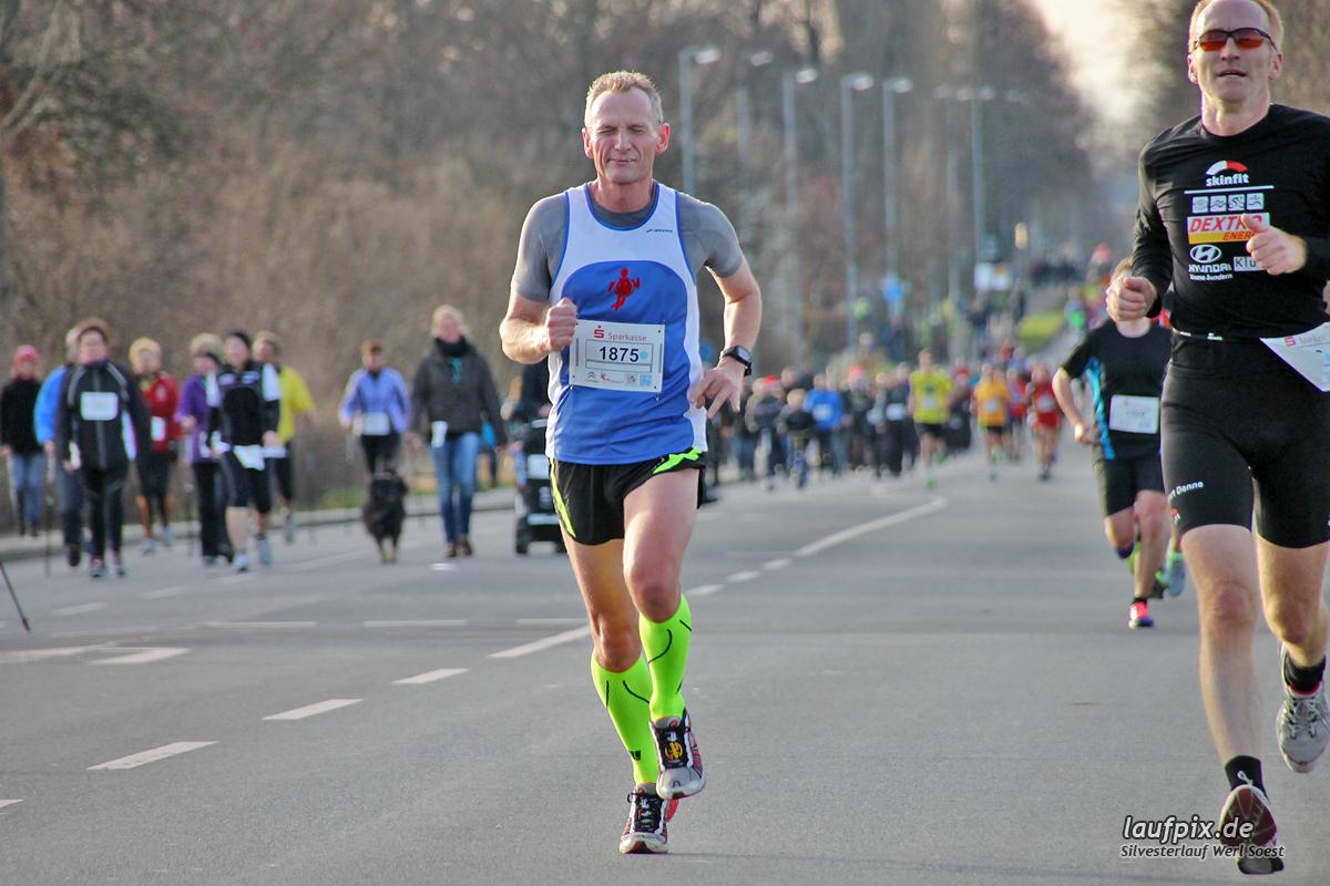 Silvesterlauf Werl Soest - Strecke 2013 Foto (68)