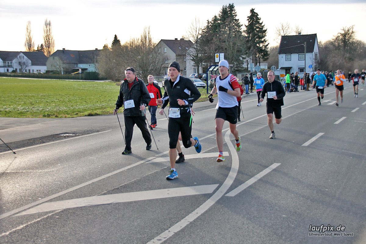 Silvesterlauf Werl Soest - Strecke 2013 Foto (119)