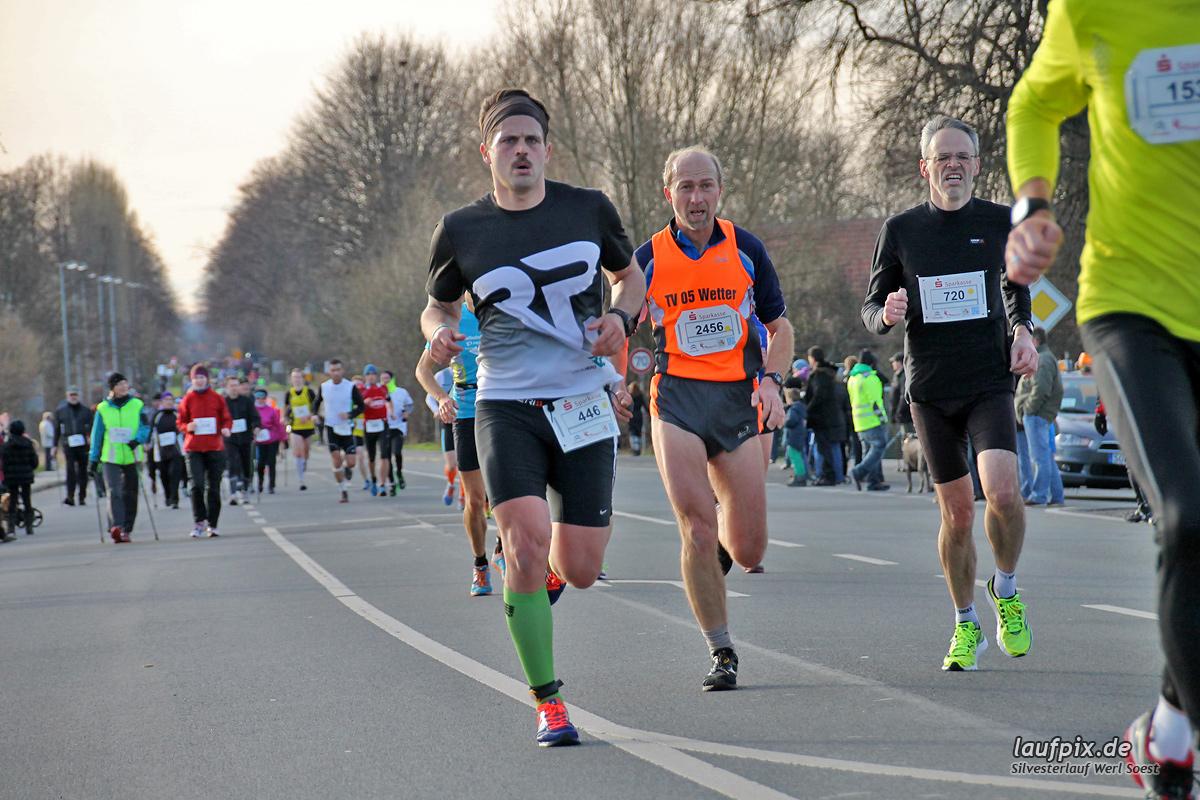 Silvesterlauf Werl Soest - Strecke 2013 - 132