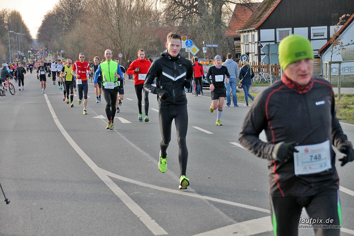 Silvesterlauf Werl Soest - Strecke 2013 - 194