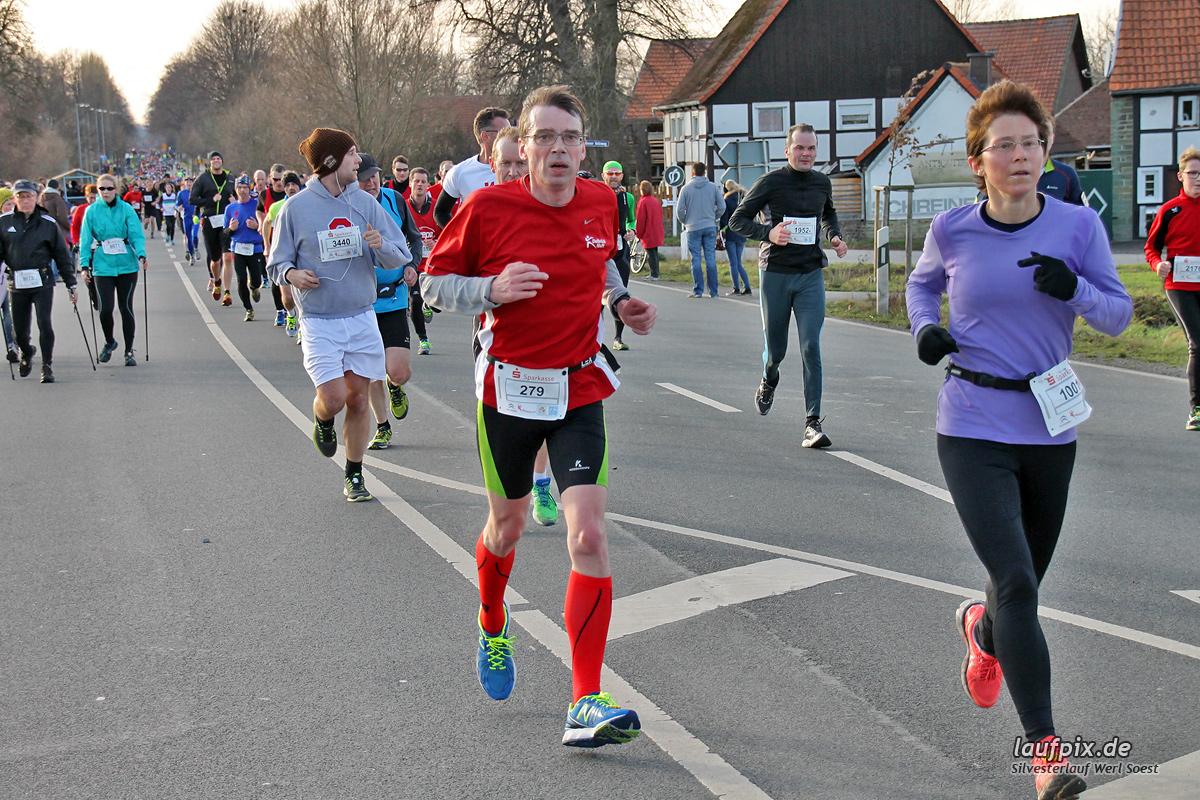 Silvesterlauf Werl Soest - Strecke 2013 - 305