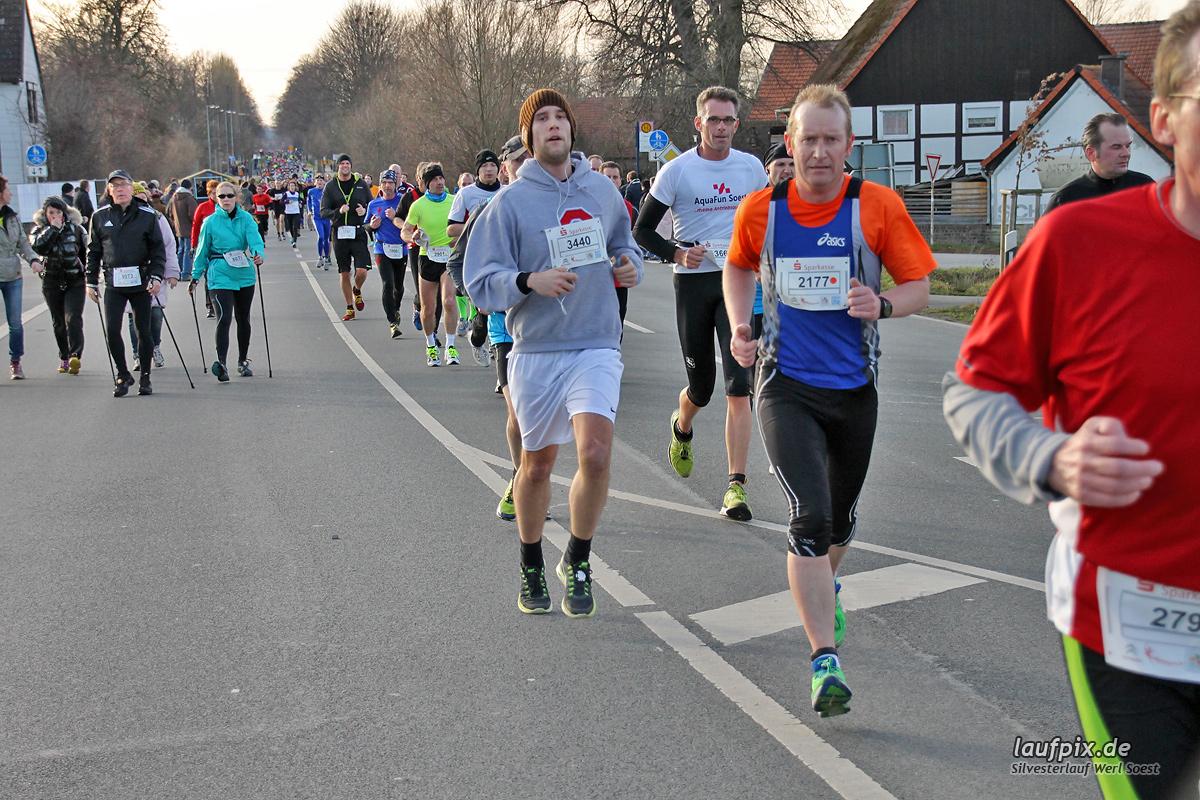 Silvesterlauf Werl Soest - Strecke 2013 - 306