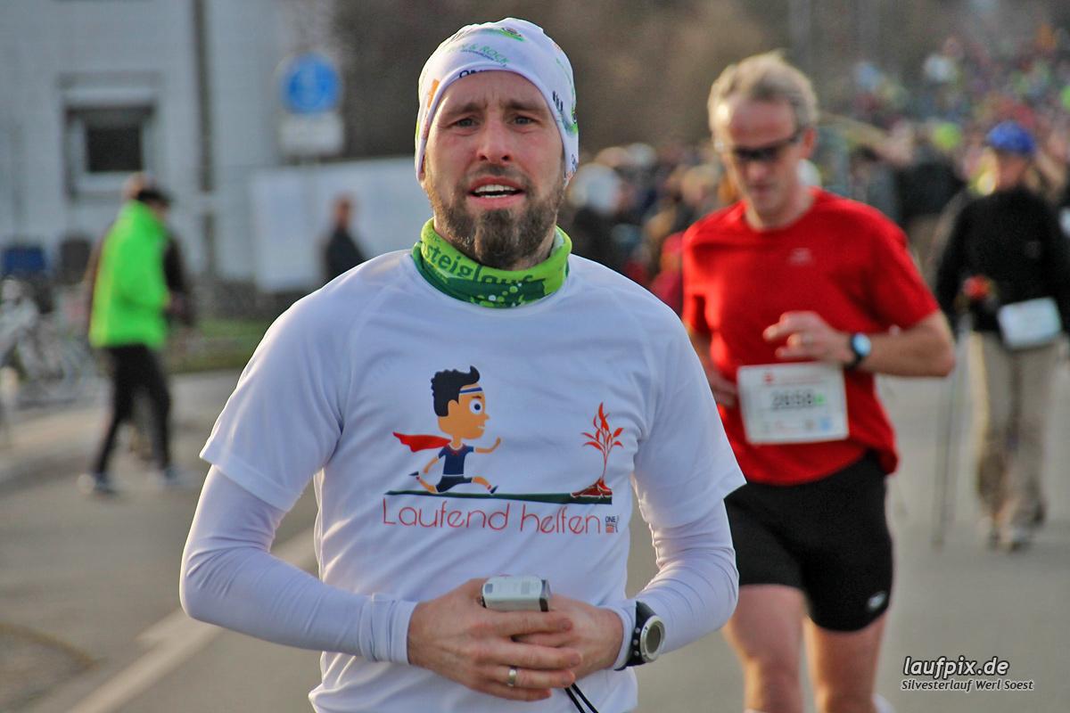 Silvesterlauf Werl Soest - Strecke 2013 - 336