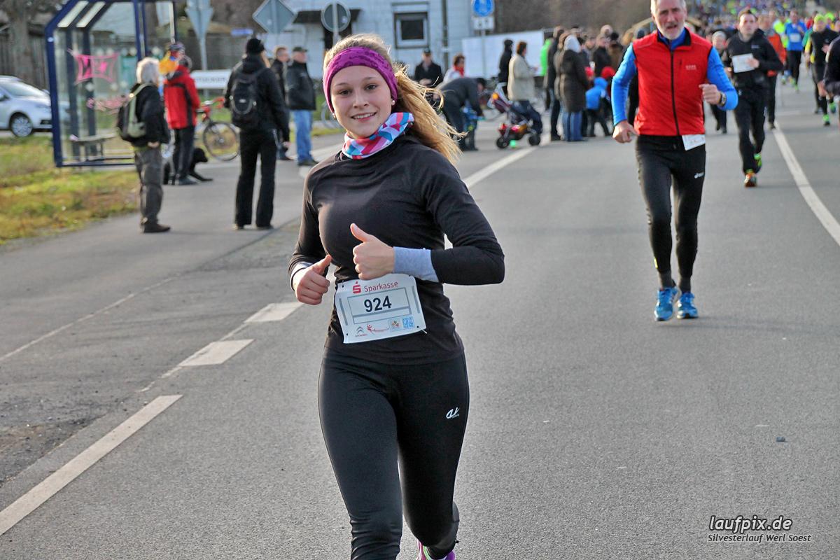 Silvesterlauf Werl Soest - Strecke 2013 - 421