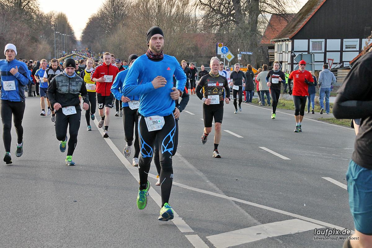 Silvesterlauf Werl Soest - Strecke 2013 - 472