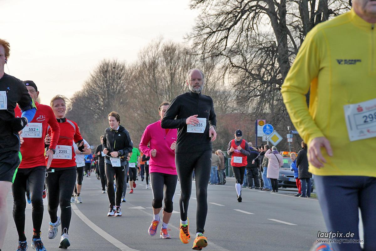 Silvesterlauf Werl Soest - Strecke 2013 - 601