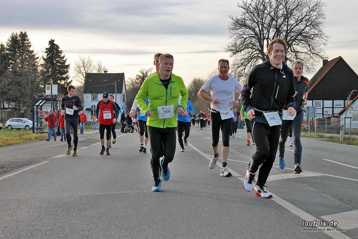 Silvesterlauf Werl Soest - Strecke 2013 - 609