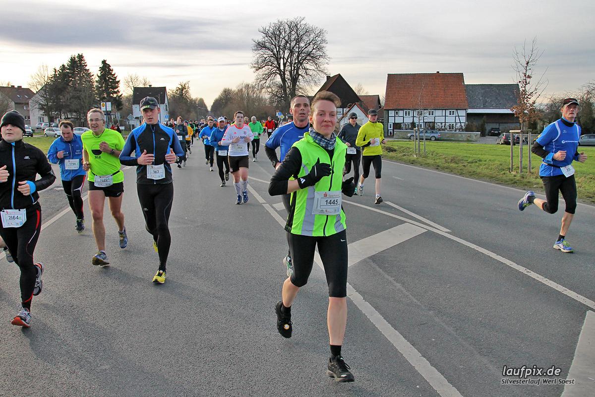 Silvesterlauf Werl Soest - Strecke 2013 - 644