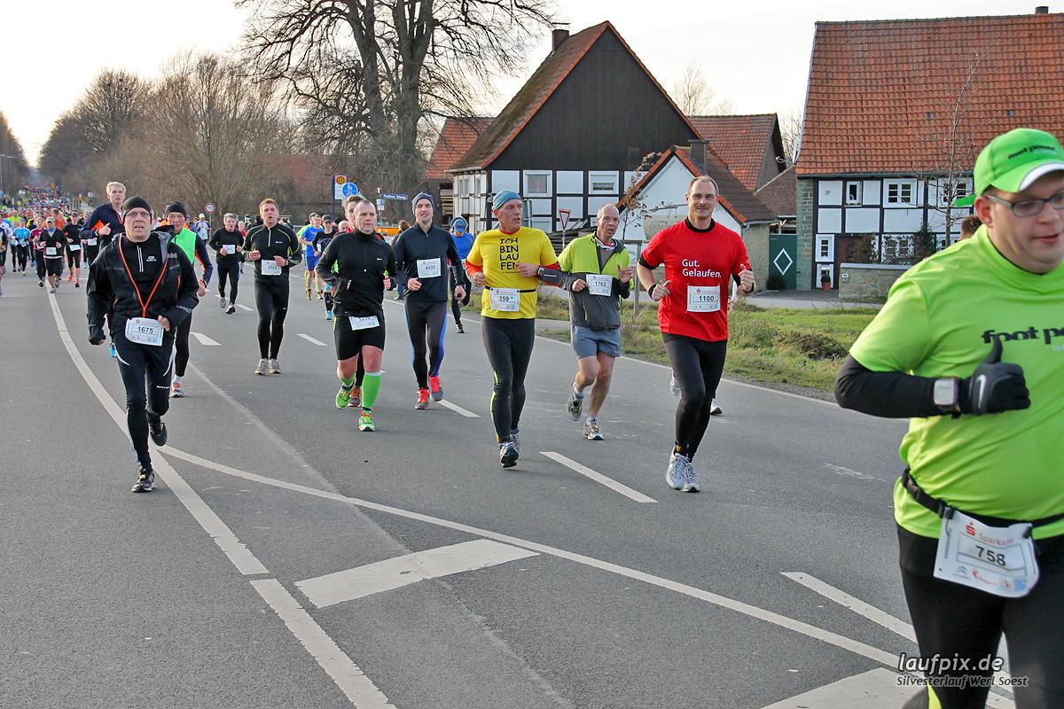Silvesterlauf Werl Soest - Strecke 2013 - 747