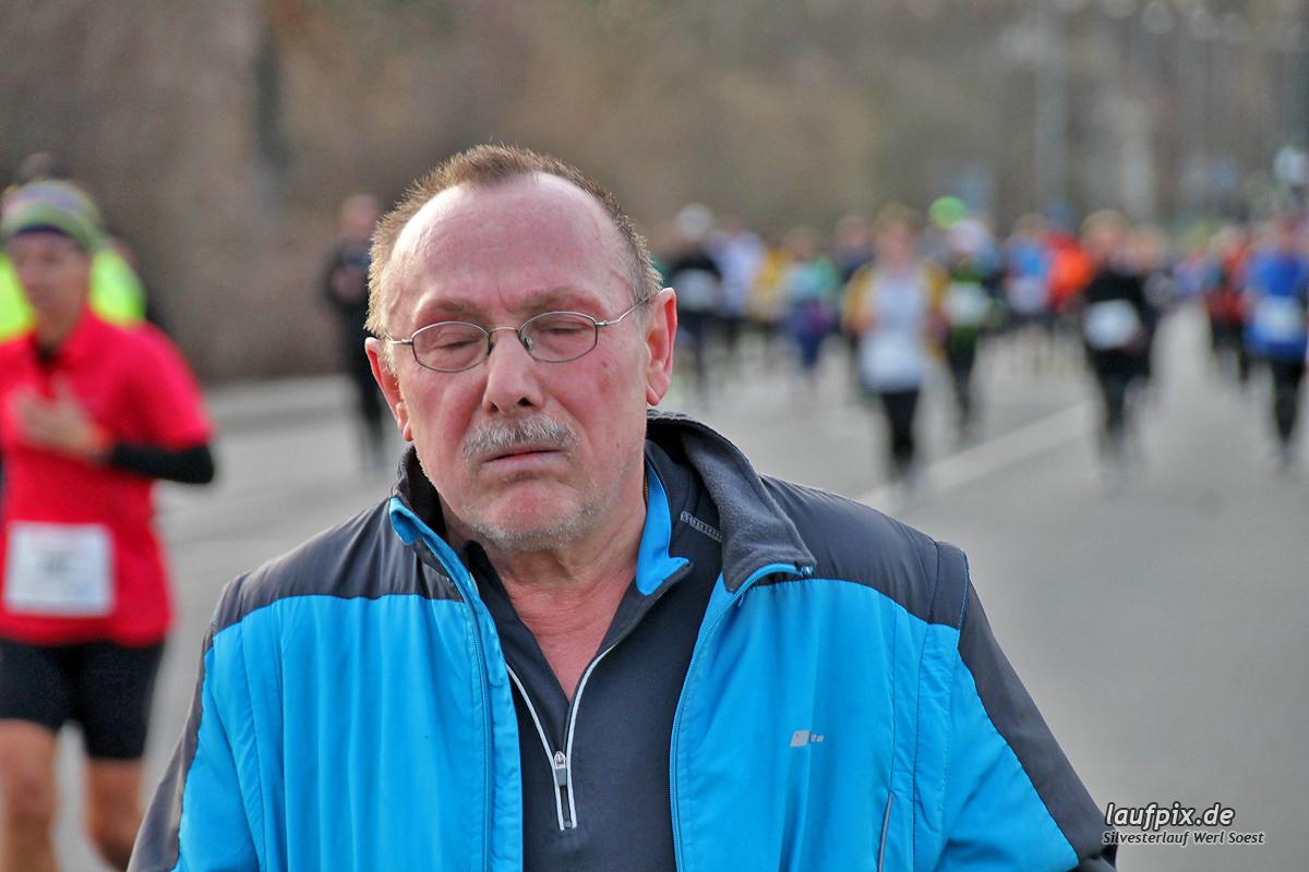 Silvesterlauf Werl Soest - Strecke 2013 - 1133