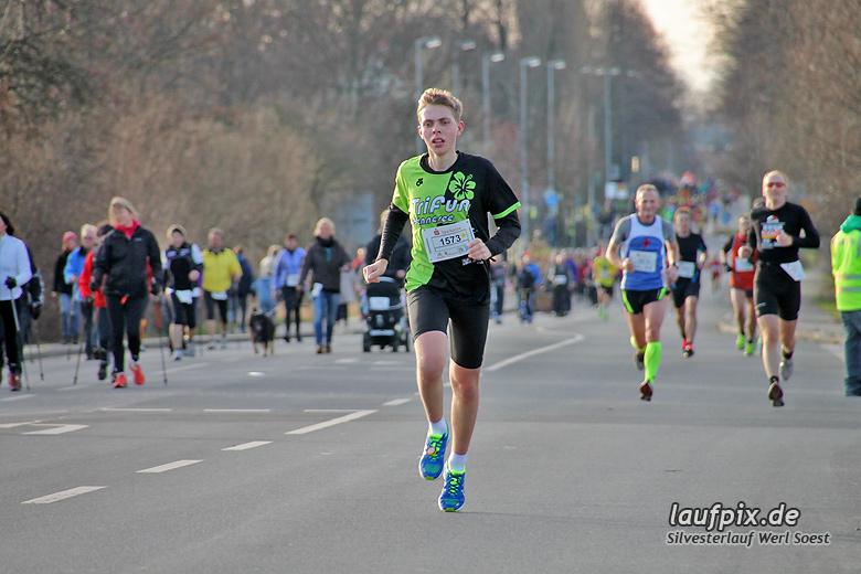 Silvesterlauf Werl Soest - Strecke 2013 - 63