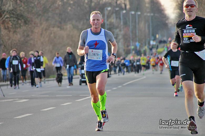 Silvesterlauf Werl Soest - Strecke 2013 - 68