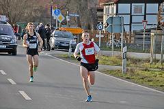 Silvesterlauf Werl Soest - Strecke 2013 - 3