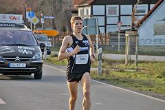 Silvesterlauf Werl Soest - Strecke 2013 - 5