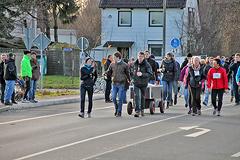 Silvesterlauf Werl Soest - Strecke 2013 - 9