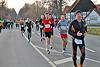 Silvesterlauf Werl Soest - Strecke 2013 (81374)