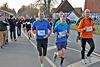 Silvesterlauf Werl Soest - Strecke 2013 (81175)