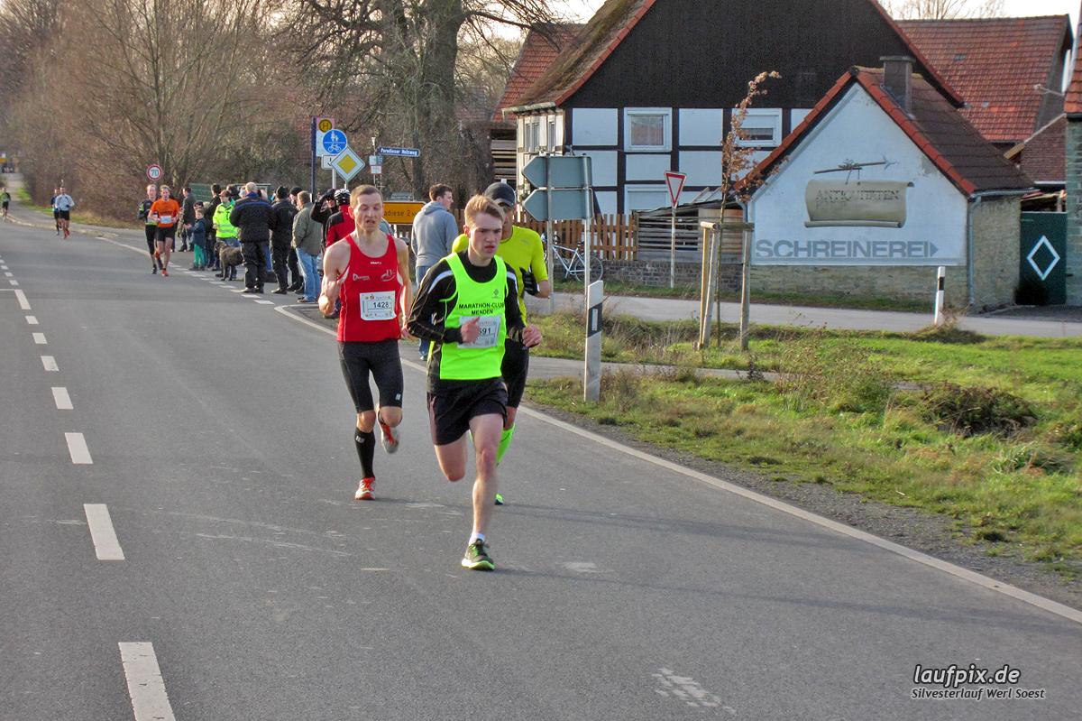 Silvesterlauf Werl Soest - Strecke 2013 Foto (3)