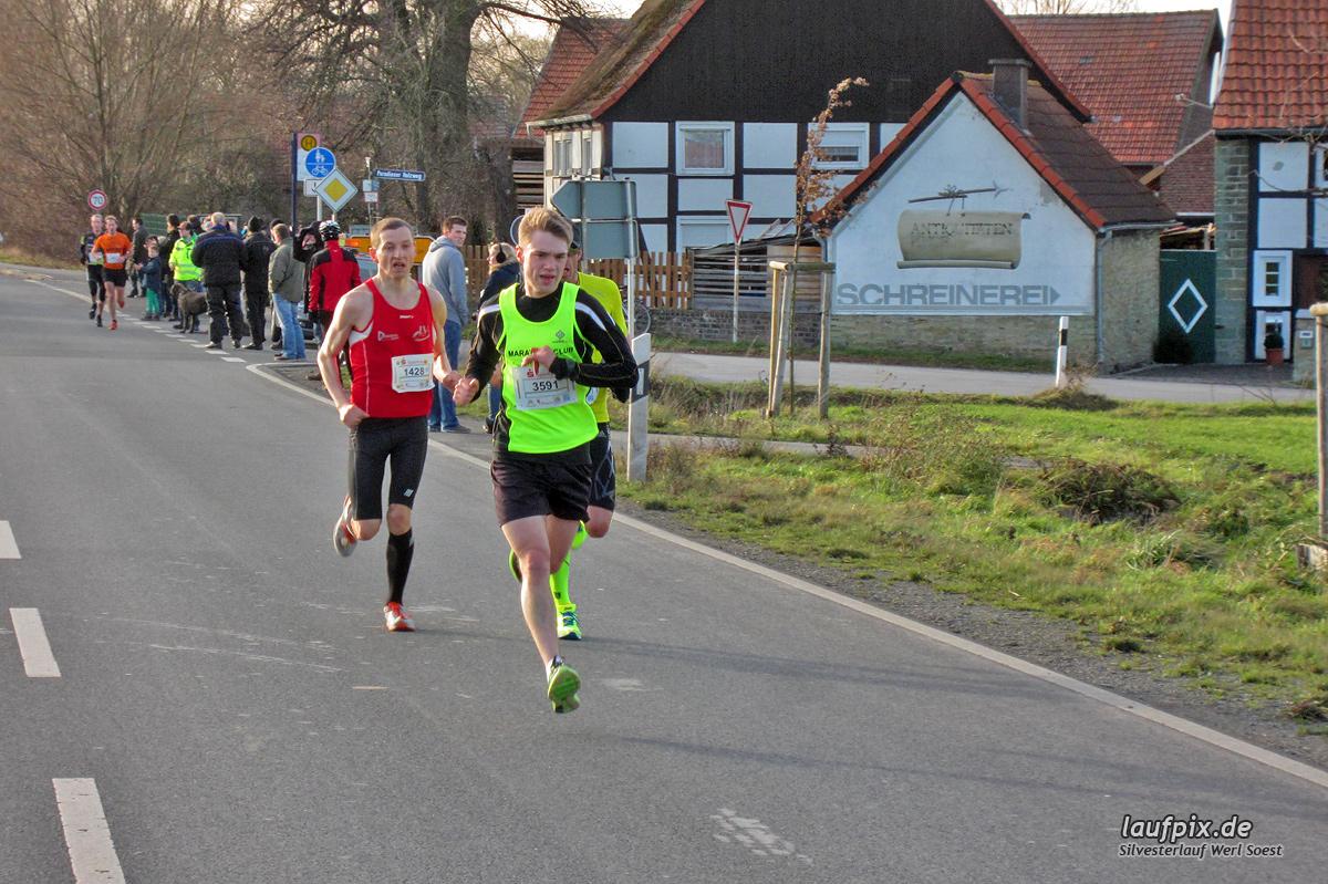 Silvesterlauf Werl Soest - Strecke 2013 Foto (4)