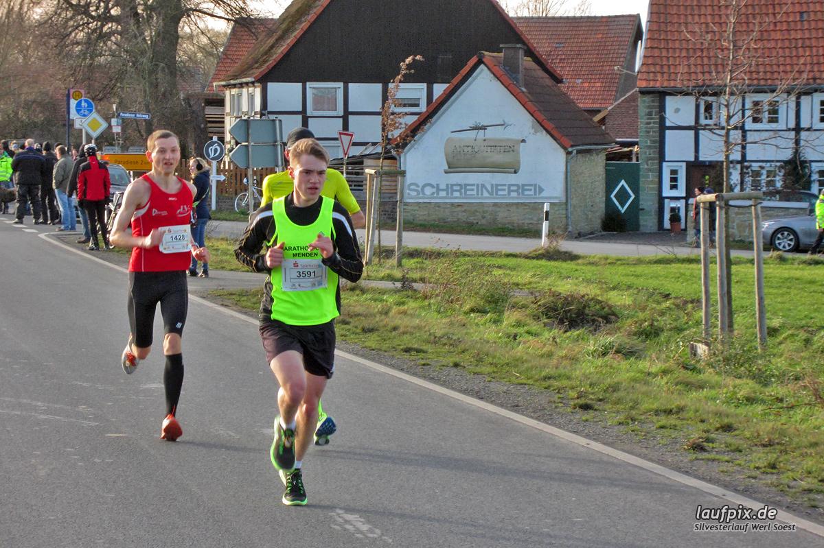 Silvesterlauf Werl Soest - Strecke 2013 Foto (6)