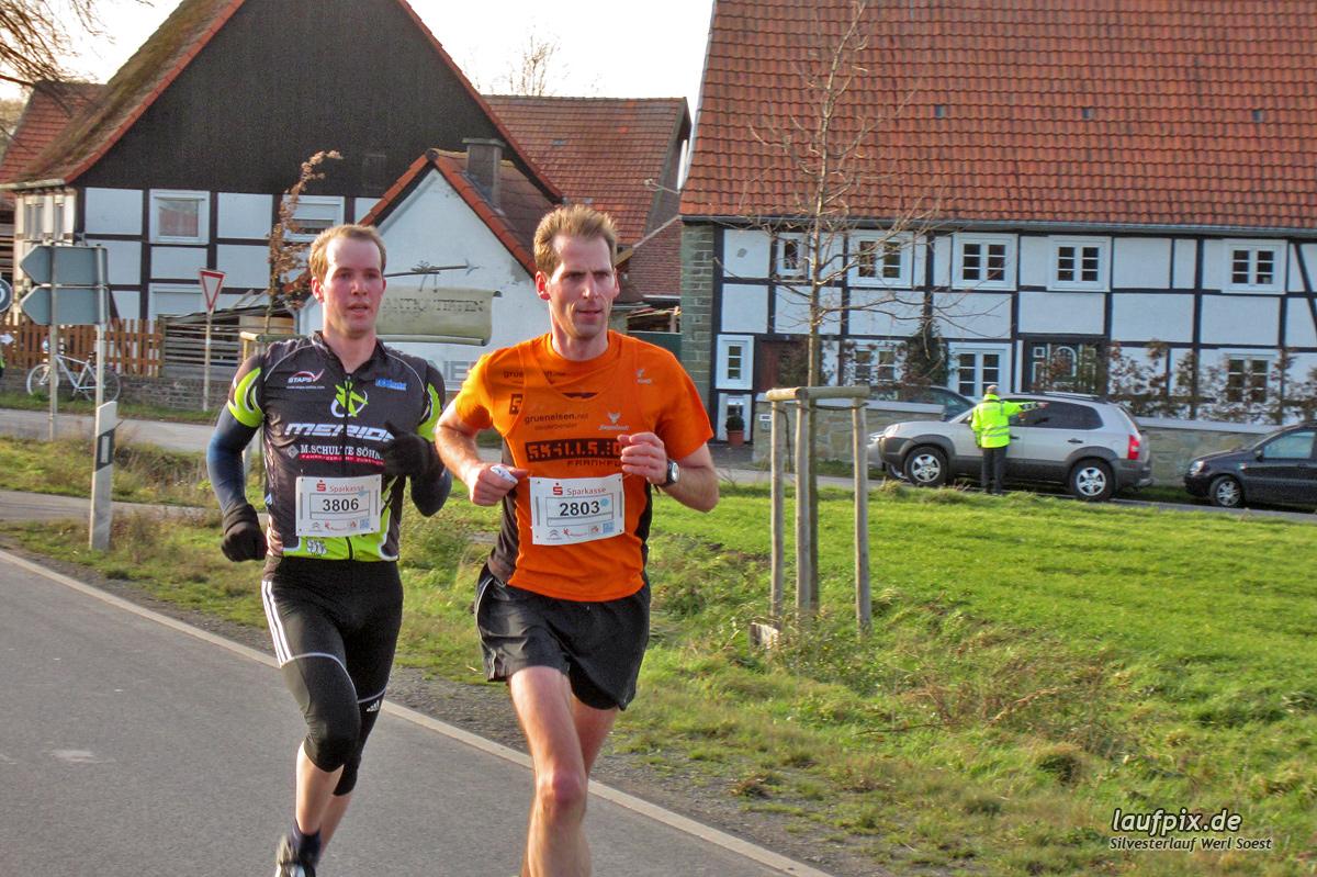 Silvesterlauf Werl Soest - Strecke 2013 Foto (12)