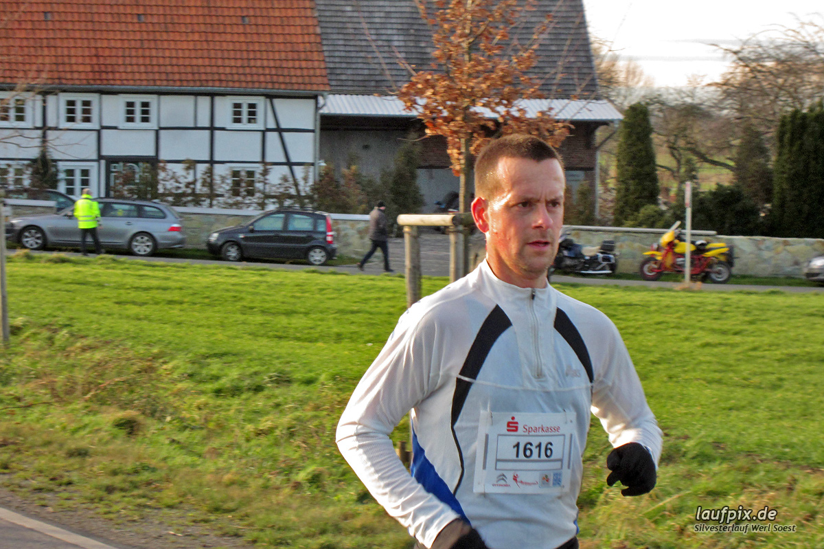 Silvesterlauf Werl Soest - Strecke 2013 Foto (16)