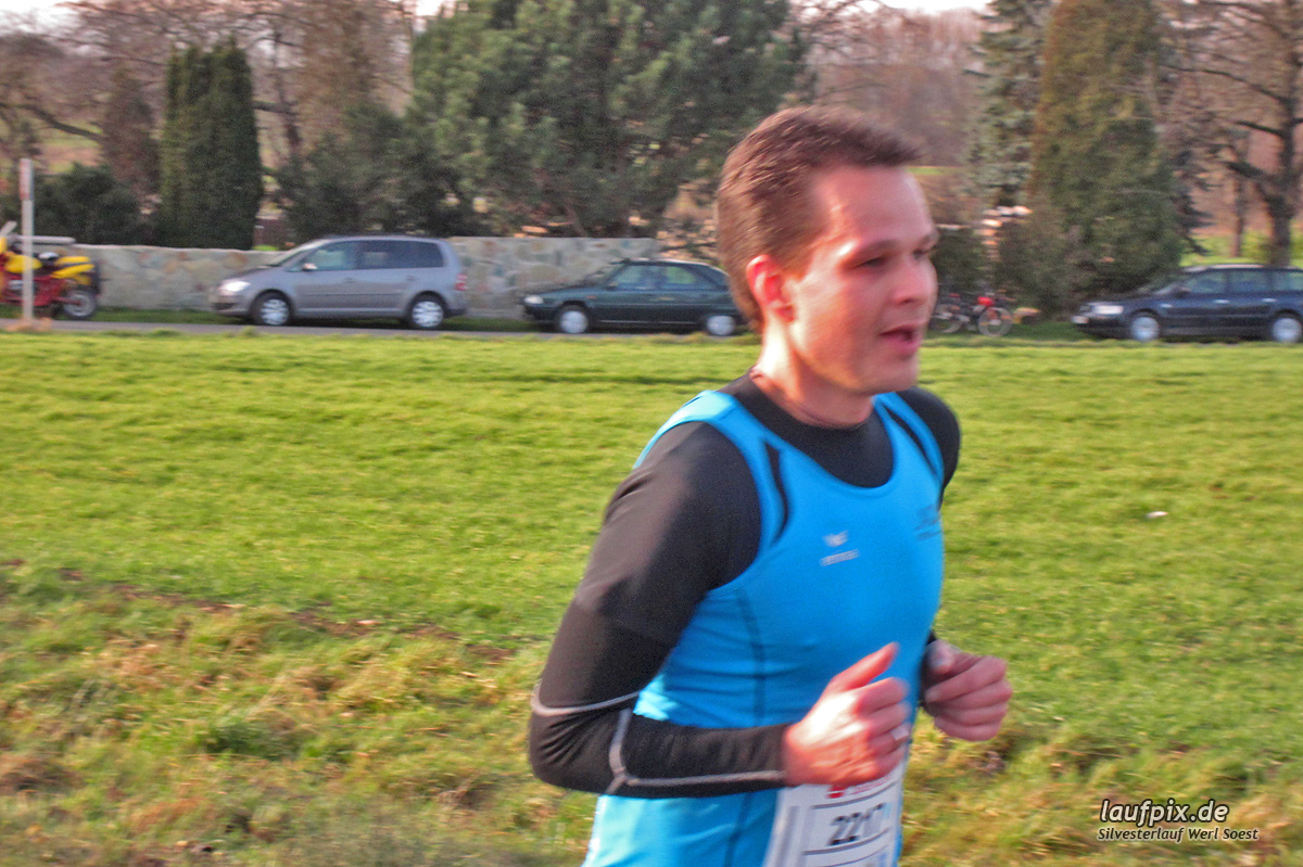 Silvesterlauf Werl Soest - Strecke 2013 Foto (17)