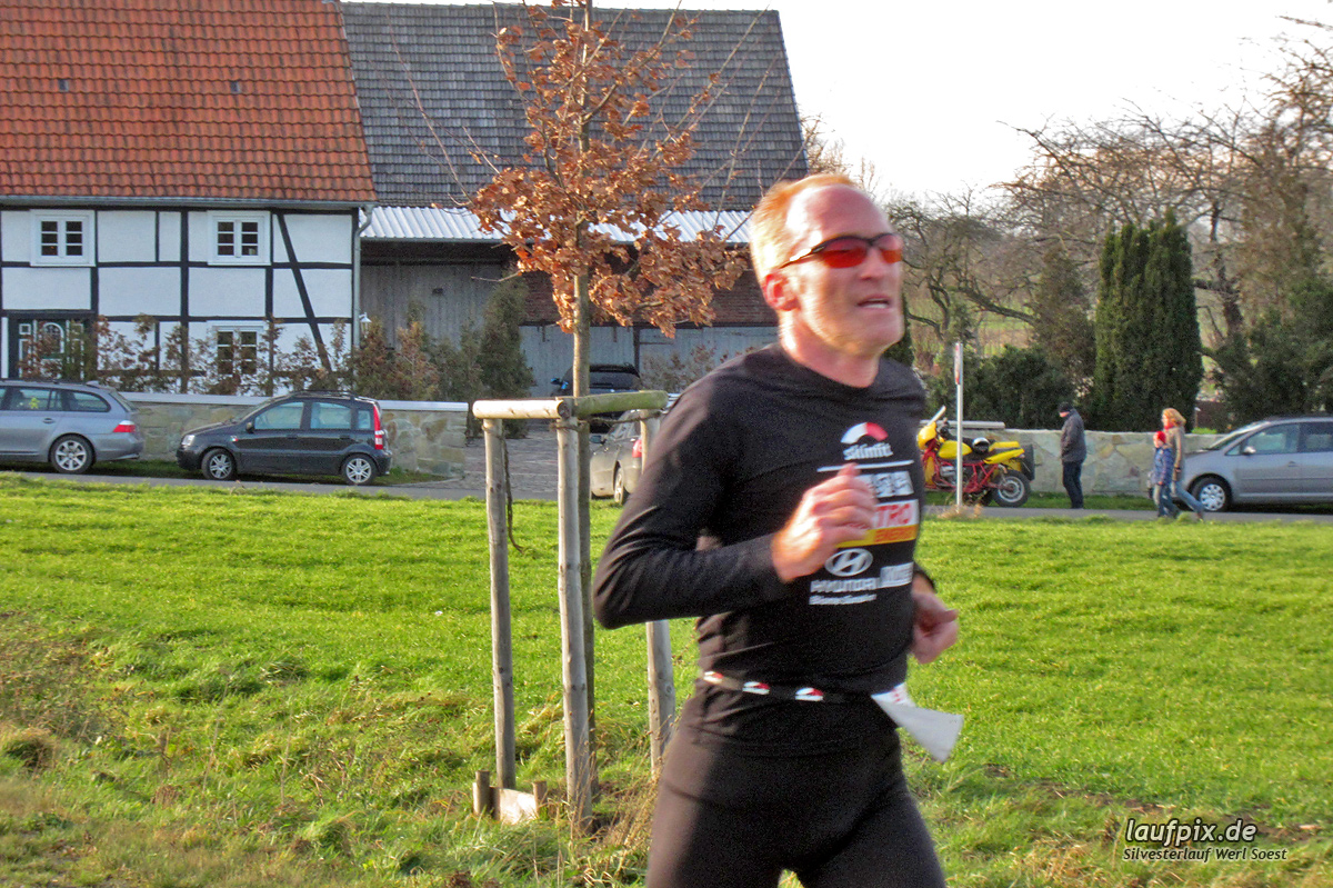 Silvesterlauf Werl Soest - Strecke 2013 Foto (19)
