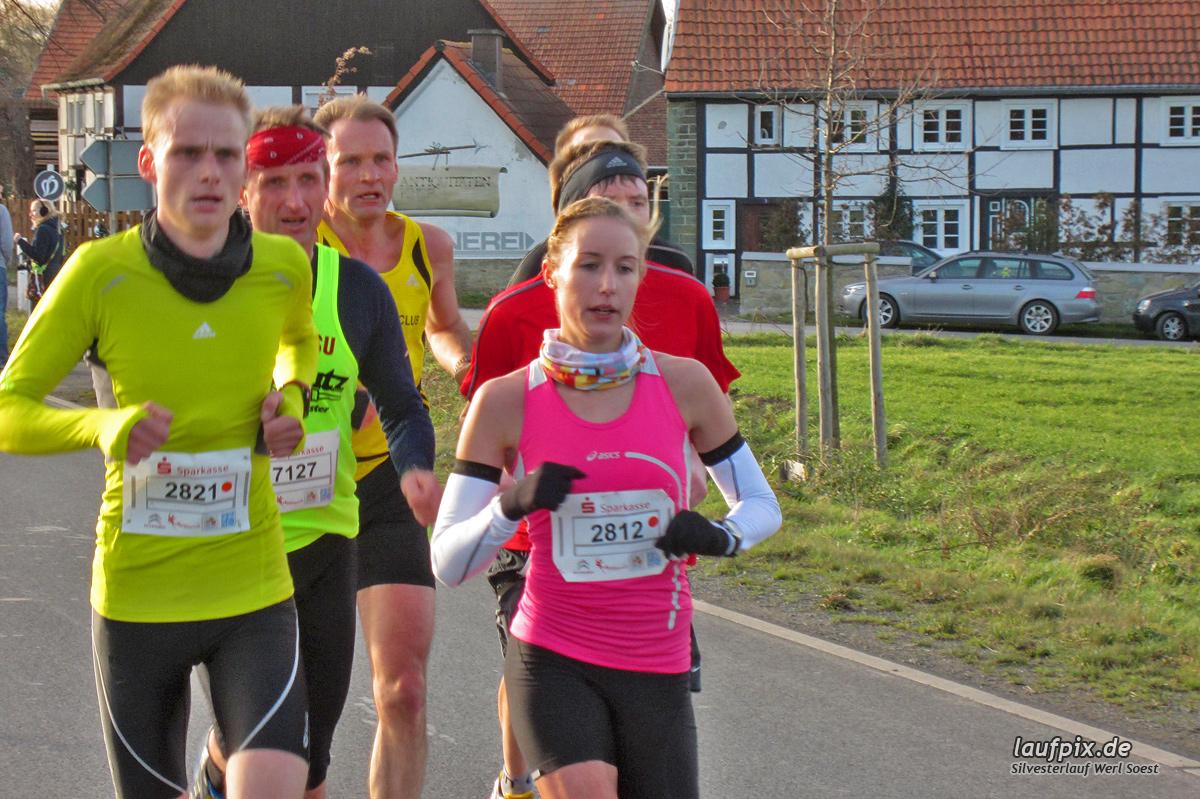 Silvesterlauf Werl Soest - Strecke 2013 Foto (44)