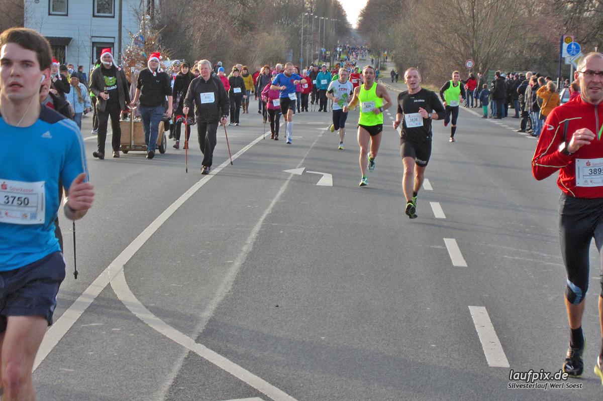 Silvesterlauf Werl Soest - Strecke 2013 Foto (50)