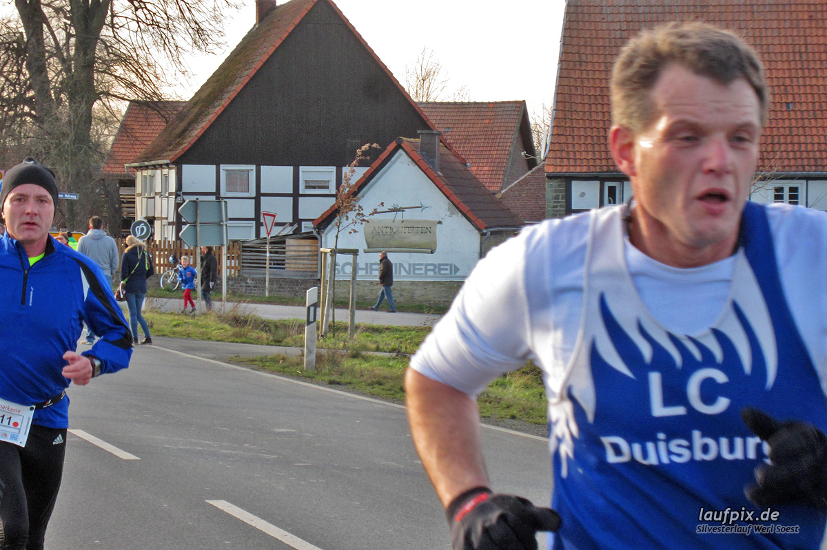 Silvesterlauf Werl Soest - Strecke 2013 - 76