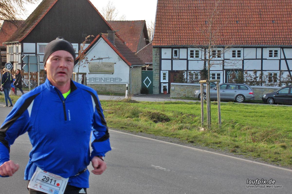 Silvesterlauf Werl Soest - Strecke 2013 - 77