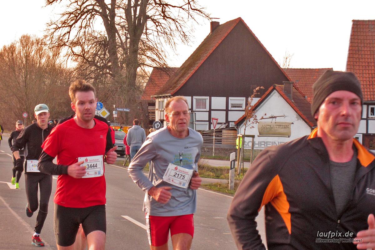 Silvesterlauf Werl Soest - Strecke 2013 - 80
