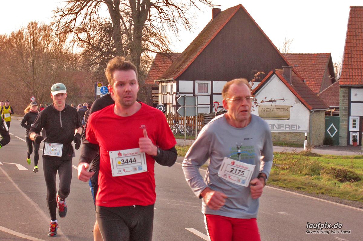 Silvesterlauf Werl Soest - Strecke 2013 - 81