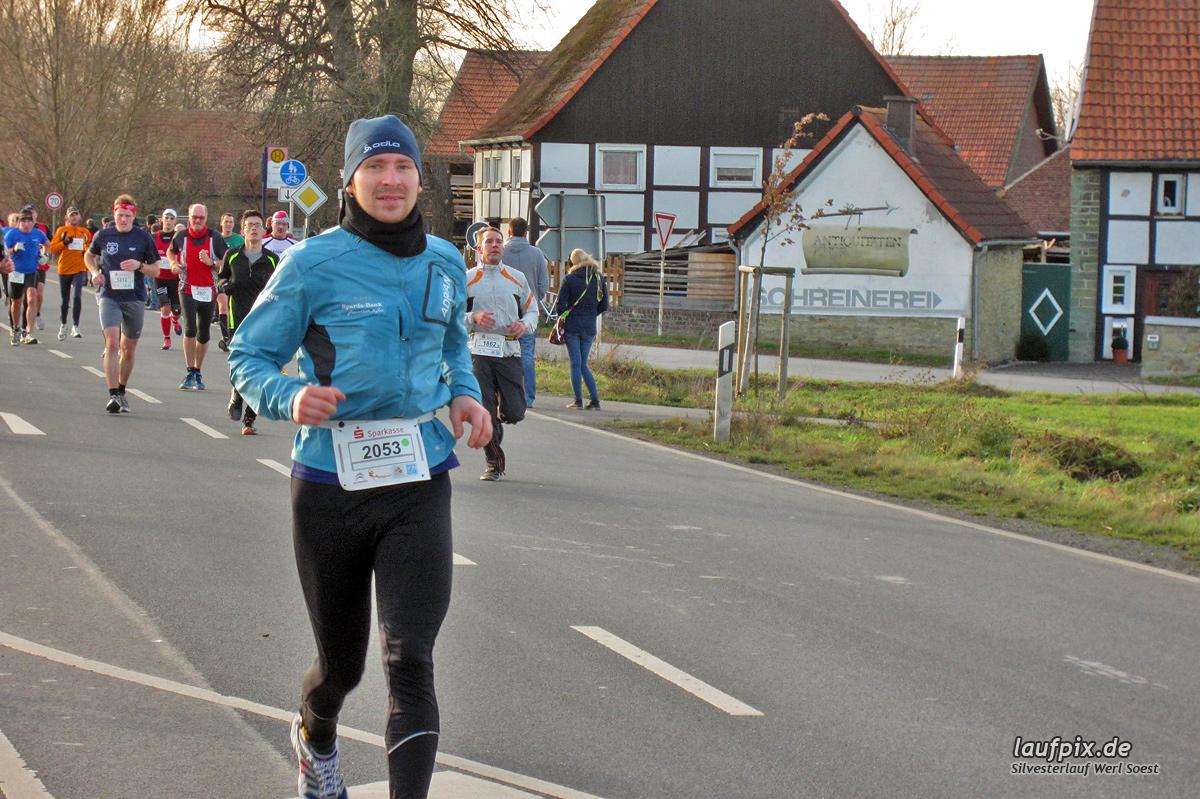Silvesterlauf Werl Soest - Strecke 2013 - 308