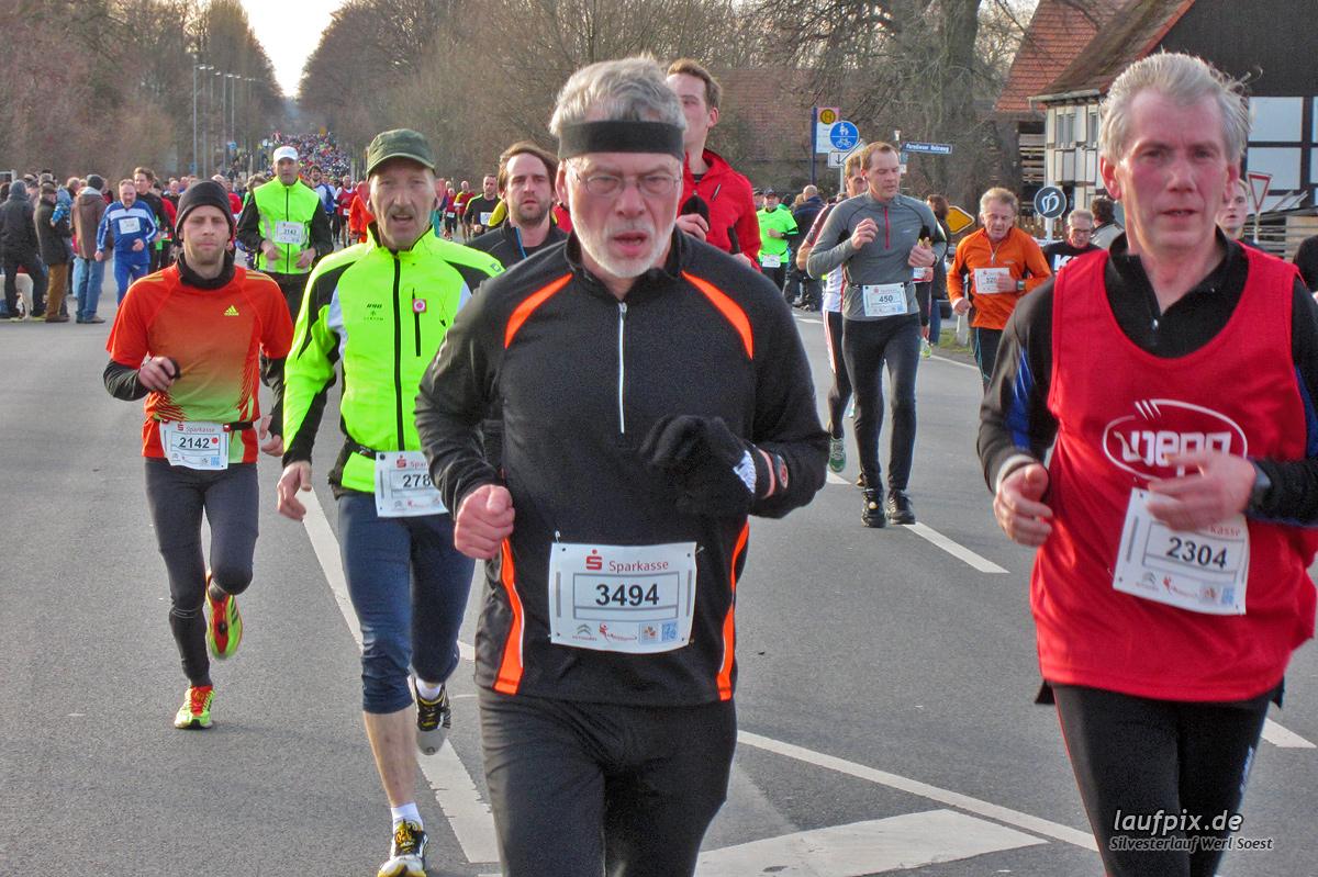 Silvesterlauf Werl Soest - Strecke 2013 - 761