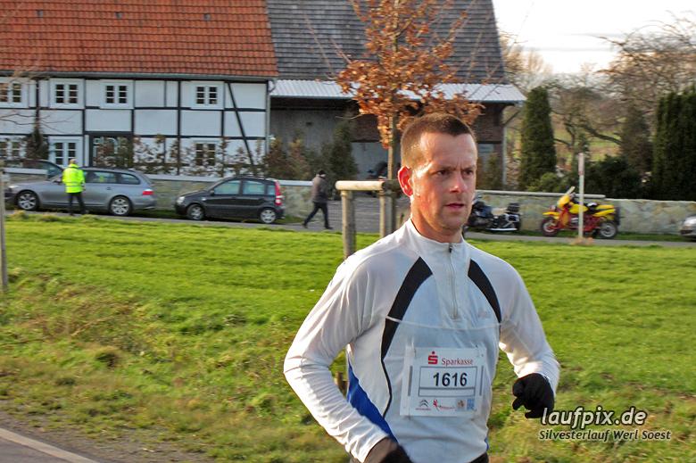 Silvesterlauf Werl Soest - Strecke 2013 - 16