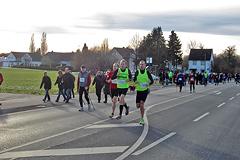 Silvesterlauf Werl Soest - Strecke 2013 - 1